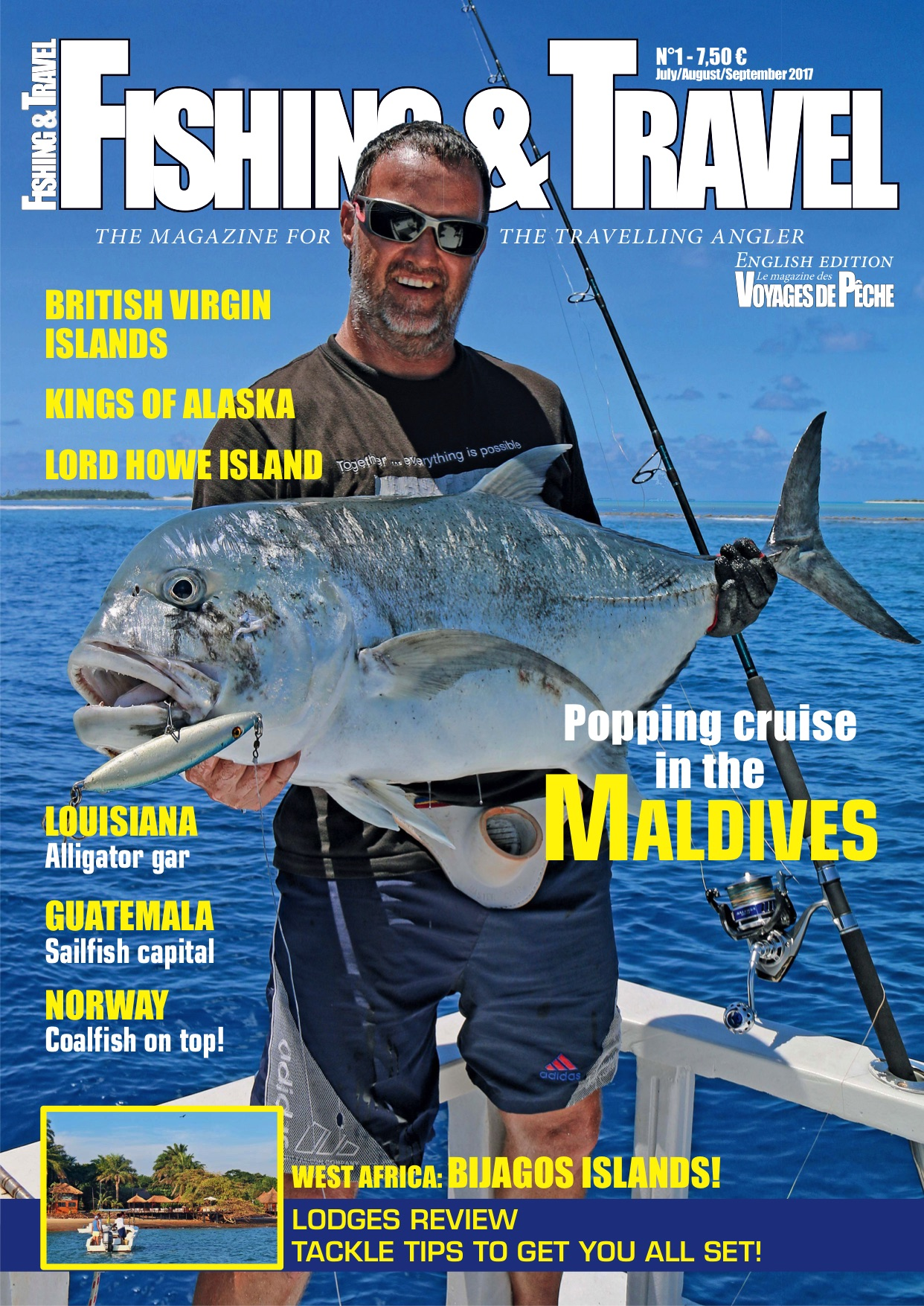 Fishing & Travel N° 1