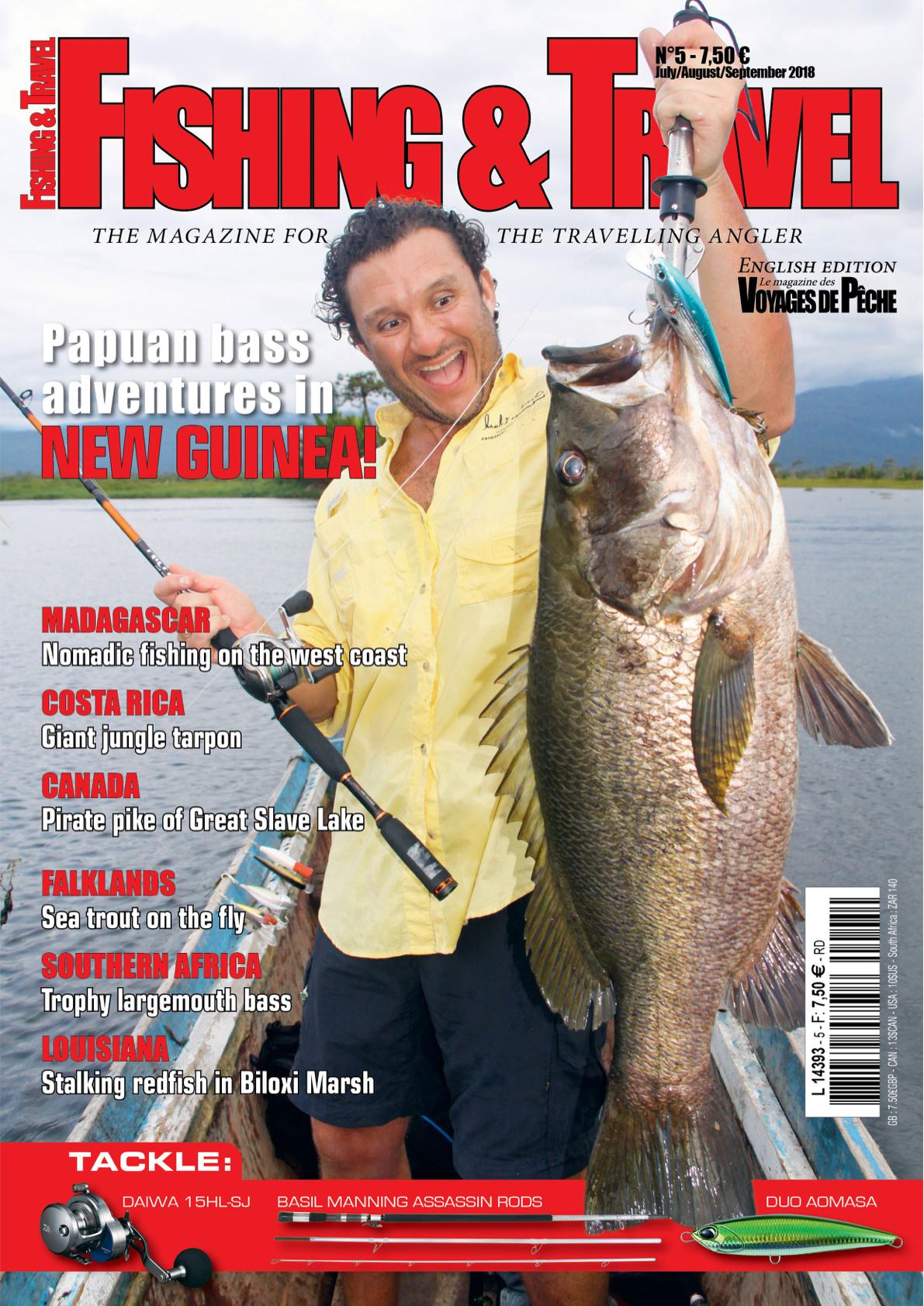 Fishing & Travel N° 5