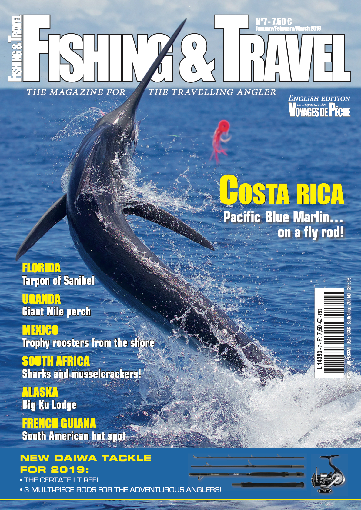 Fishing & Travel N° 7