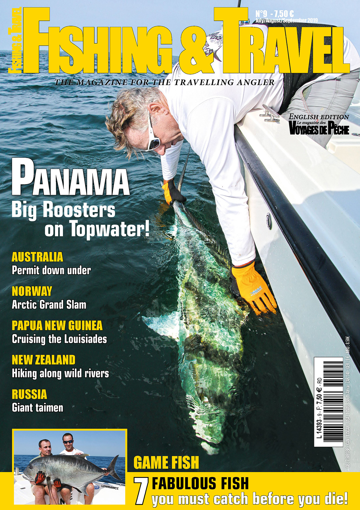 Fishing & Travel N° 9