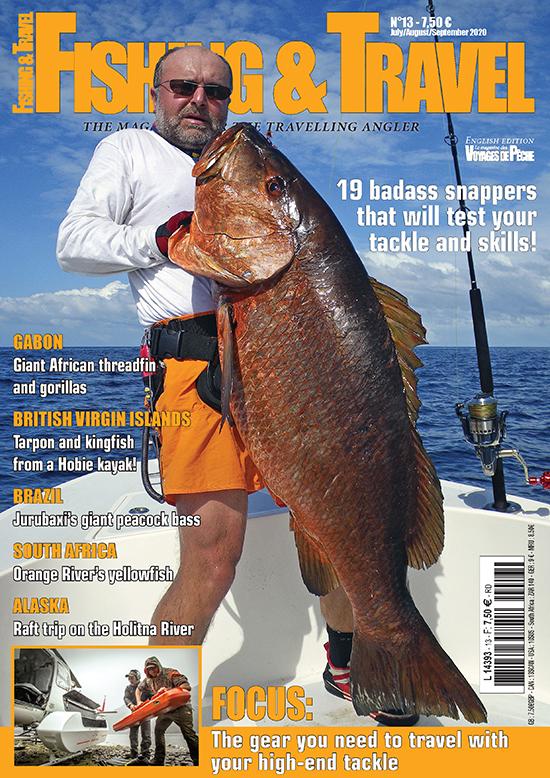 Fishing & Travel N° 13