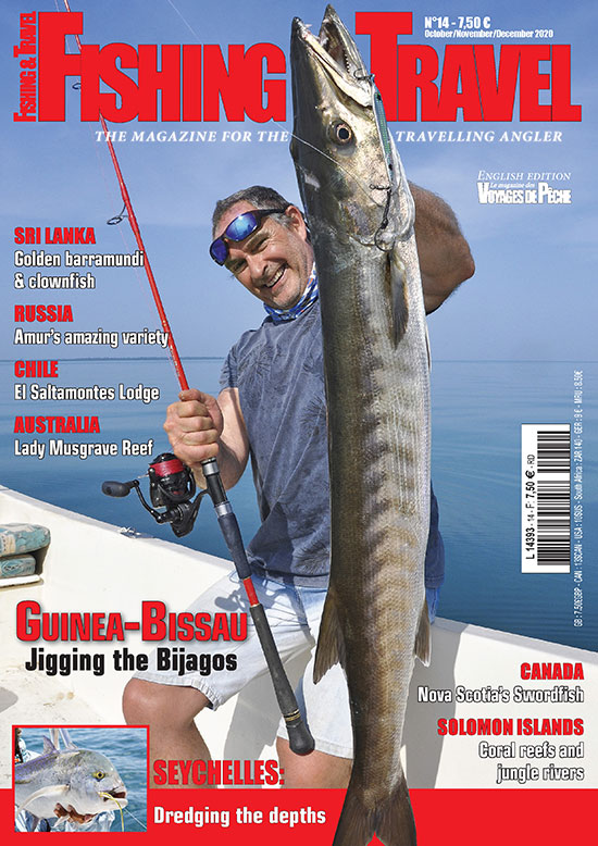 Fishing & Travel N° 14