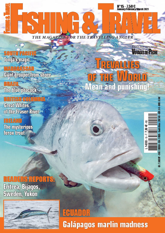 Fishing & Travel N° 15