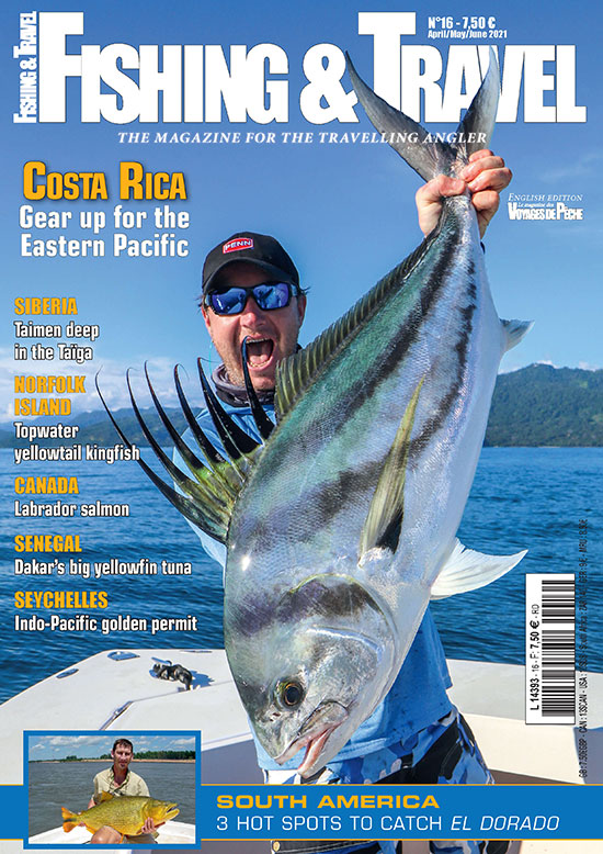 Fishing & Travel N° 16